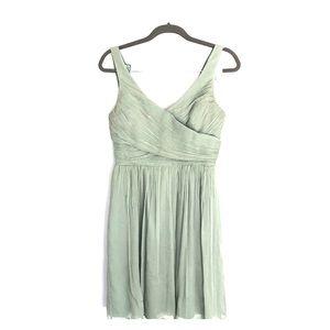 JCrew short Bridesmaid dress